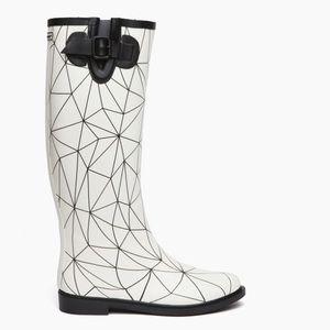 Rare United Nude Rubber Rain Boots